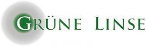 Grüne Linse - Logo